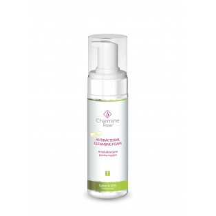 ANTYBAKTERYJNA PIANKA MYJĄCA − ANTIBACTERIAL CLEANSING FOAM 200 ML (new generation)