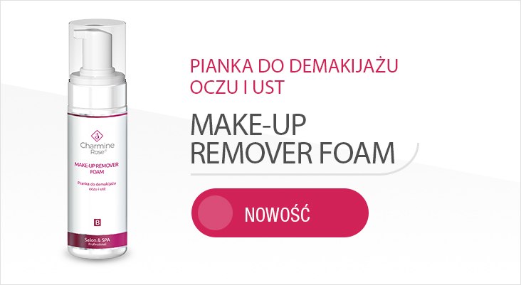MAKE-UP REMOVER FOAM